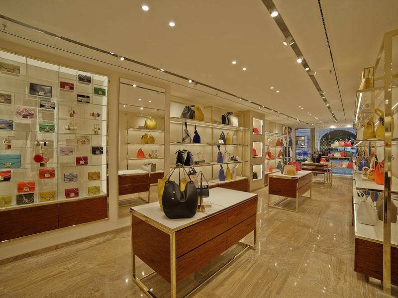 Foto einer Geschäftsfläche in München - Gerhard Blank Fotografie für Geschäfte und Hotel